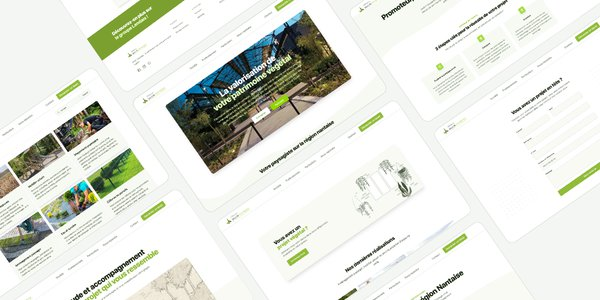 jaulin paysages website
