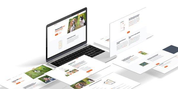 weenect website